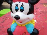 儿童卡通益智玩具石膏工艺品彩绘白胚批发