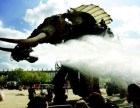 绍兴仿真机械大象出租上海逼真机械大象现货出租