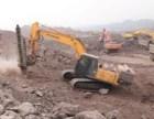 上海闸北区挖掘机租赁园林绿化培土