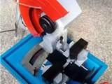 山东供应315无毛刺水冷切管机 不锈钢薄管切管机