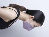 防雾霾pm2.5竹纤维口罩 防雾霾活性炭口罩 双层杜邦料 抗菌消