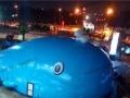 鲸鱼岛乐园租赁大蓝鲸气模出租