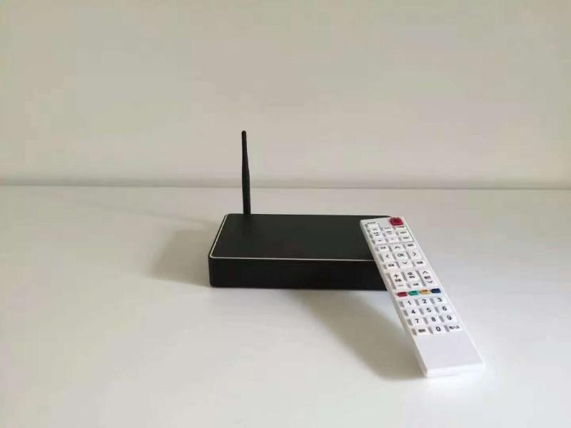 欧美无锅网络电视机顶盒H265解码