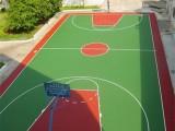 桂林硅pu篮球场地坪包工包料价格-来宾室外篮球场地坪多少钱