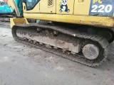 汕尾小松PC220-7二手挖机转让出售全国包送