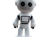 萍乡智能语音场景雕塑 迎宾营销机器人 风水摆件工艺品厂家