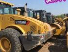 内蒙古二手22吨压路机-九成新出售