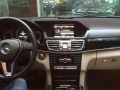 奔驰 E级 2015款 E260L 2.0T 自动 运动时尚型