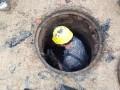 镇江新区大型市政管网疏通清淤管道检测摄像水下打捞