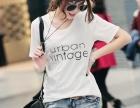 男女短袖T恤便宜服装处理3元尾货服装市场大包货
