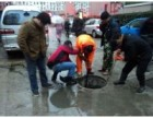成都沉淀池清理,隔油池清理,市政污水管道清淤,管道维修检测
