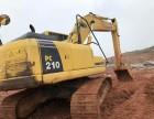 低价出售小松210-8挖掘机