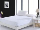 南通家纺 夹棉床笠式床垫 全棉纯色床笠 防滑床护垫床笠 厂家直销