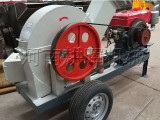 海东大量供应木片加工机械-柴油木片机