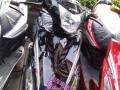 喜气洋洋宗申女式摩托