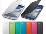 底价批发三星n7100保护套 手机皮套 原装后盖 原装皮套 电池