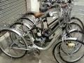聊城本地批发零售日本自行车,助力车,松下,雅马哈,普利司通。