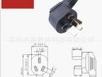 电源线批发 三芯电源线 3C插头电源线 1.8米长国标电源线现货