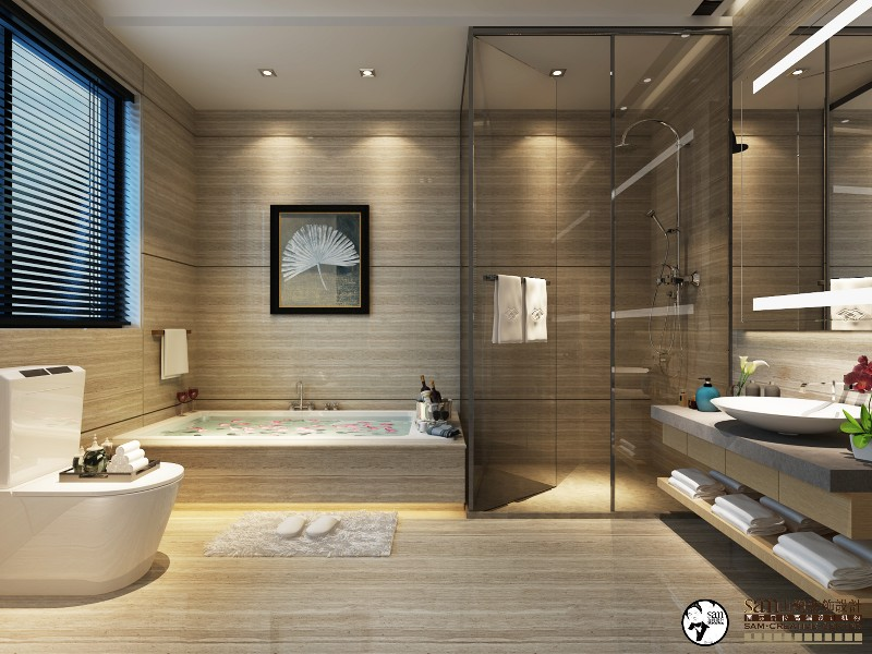 无锡高端别墅设计,论豪宅装修功能分区的重要性