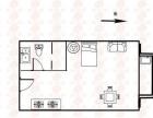 开发区繁华地段 小型办公室 可注册