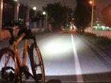 T6超强光自行车灯/头灯/4.2V电压/原装T6灯珠/四并电池/