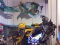 机器人表演跳舞唱歌暖场活动商业演出商场楼盘活动互动