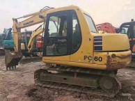 贵州二手挖掘机出售小松60-7二手挖机