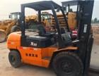 成都地區供應新款杭州5噸叉車起升4米門架叉車產品質量可靠