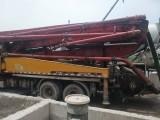 二手混凝土泵車37米-70米二手混凝土泵車