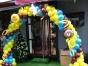 生日气球布置,皇冠酒店,皇冠厅