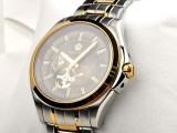 品牌手表 皇冠镂空机械表 批发全钢蓝宝石镜面瑞士手表 男士手表