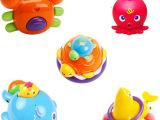 专柜正品 皇室洗澡玩具 5种海洋动物可选择 多种机关 可喷水
