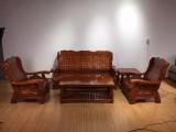 实木沙发特价厂家直销五件套