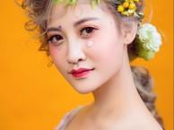 单县新娘跟妆工作室/结婚跟妆婚礼盘发/新娘妆婚纱服饰