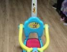 1~3岁四轮 万向轮 带音乐 儿童推车 扭扭车