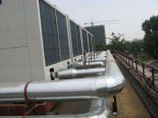 三菱重工海尔中央空调特约经销商销售安装设计家用中央空调商