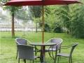 青岛咖啡桌椅/户外桌椅/仿藤桌椅/青岛星巴克桌椅/庭院桌椅