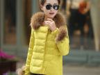 时尚女式羽绒服外套 冬季新款上市 韩版短款纯色修身保暖羽绒服