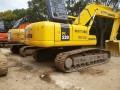 原装的二手小松挖掘机120价格