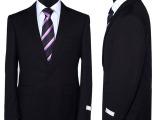 供应男士商务西装 欧美男士职业西装 修身职业西装 专业定做西装