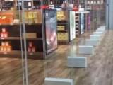 宝鸡超市防盗器 服装店防盗器安装 小米手机店防盗磁门厂家