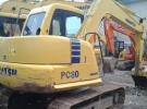 公司近期特惠低价出售小松60-7型二手挖掘机-欢迎现场看车试3年0.2万公里16万