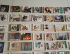 旧式小人书,邮票,整套钱币