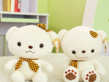 新款可爱布丁爱心抱抱熊毛绒公仔玩具抱心泰迪熊玩偶狗熊厂家批发