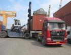 青岛大件设备运输车队到天津集装箱一个大柜,车队,拖车费多少