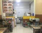 正发利群小吃街饭店转让,可多种经营,客流量大