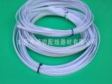 pvc铁芯扎带生产 东莞鸿骅生产铁芯扎线价格是多少