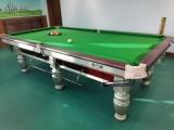 山西太原台球桌厂家直销 英森国际高端球台批零