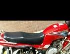 铃木砖豹125摩托车