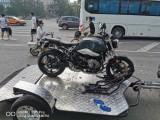 北京托運摩托車拖摩托車機車托盤托運摩托車機車